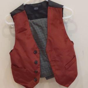 Nautical Toddler Boy Pant & Vest